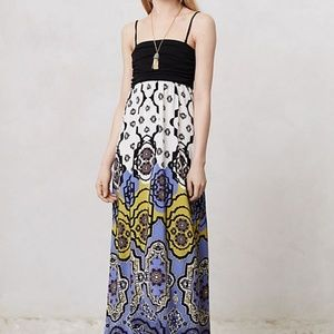 Anthropologie Lilka Mendocino Maxi Dress